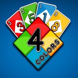 Uno Four Colors - Play Free Strategiespiele at Joyland!